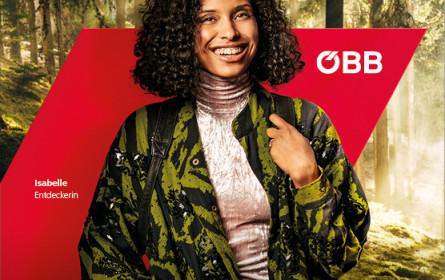 """ÖBB launchen neue Kampagne """"Durchsage for future"""""""