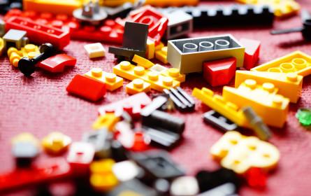 Kleine Steine ganz groß: Lego mit sattem Gewinnplus