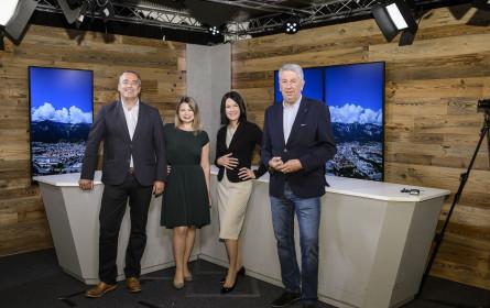 """TT""-Talk-Format ""Tirol Live"" legte starken Start hin"