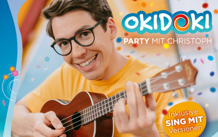 "ORF-Enterprise publiziert ""Okidoki Party""-CD"
