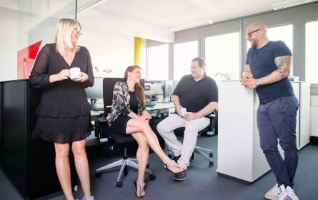 "ProSiebenSat.1 Puls 4 Gruppe implementiert flexibles Arbeiten: ""4Deskchanger"""