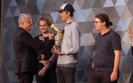 """""""Goldene Nica"""" im U19-Wettbewerb für """"Die Graphische"""""""