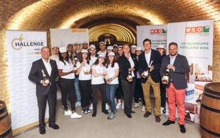 Schlumberger unterstützt Gastronomie-Nachwuchs