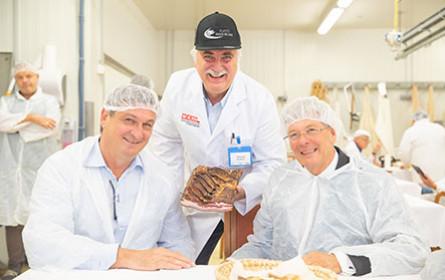 Zahlreiche Auszeichnungen für Österreichs Fleischereibetriebe