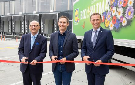 Offizielle Eröffnung für neues Lidl-Logistikzentrum in Großebersdorf