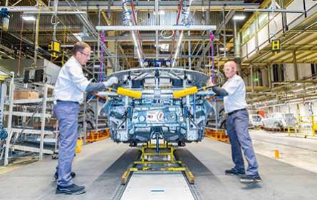 Ausblick der deutschen Autoindustrie trübt sich ein