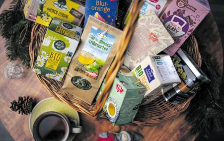 Bio-Check bei Tee