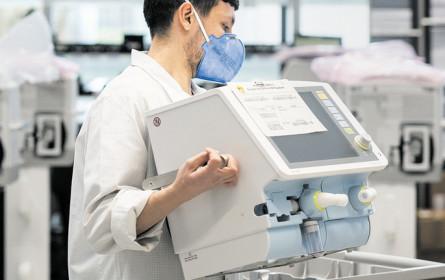 Medizintechniker wächst