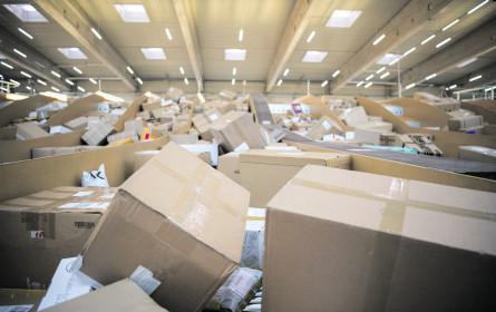 300 Mio. Pakete in Reichweite