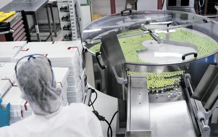 Produktionsausbau