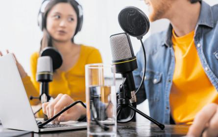 Podcasts: Noch eine Nische mit viel Potenzial