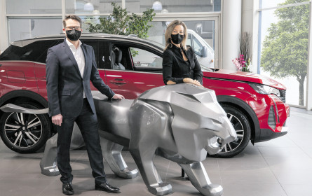 """""""Quality Time"""", das neue Narrativ bei Peugeot"""
