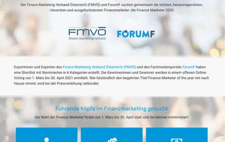 Finance Marketer gesucht