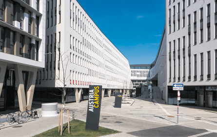 CBRE checkt Austria Campus