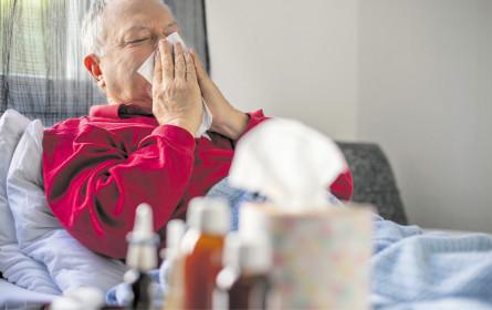 Erkältungsmarkt bricht wegen Coronakrise ein