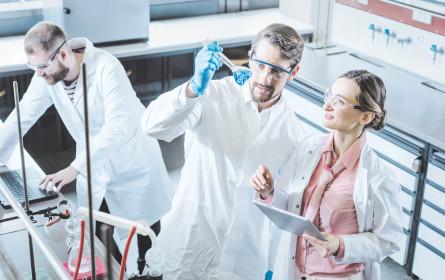 EU und Österreich heben Forschungsausgaben an