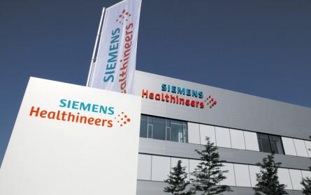 Siemens Healthineers holt frisches Kapital