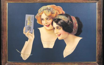 Kultmarke Milka feiert 120 zarte Jahre