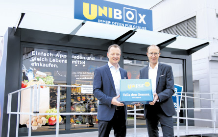Haider übernimmt Unimarkt-Gruppe