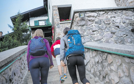 Erholung, Sport und Naturgenuss am Berg