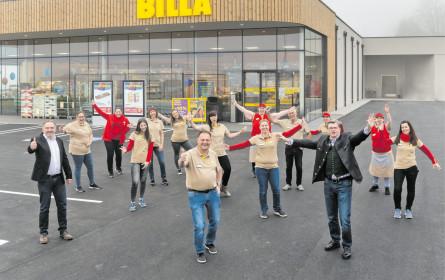"""Billa bringt das """"volle Leben"""" nach St. Georgen"""