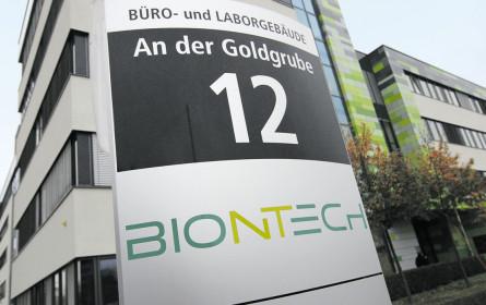 Biontech baut Werk aus