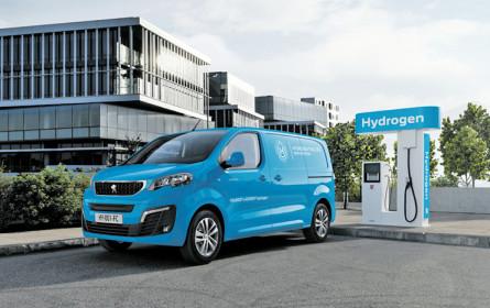 Wasserstoff-Peugeot geht in Serie