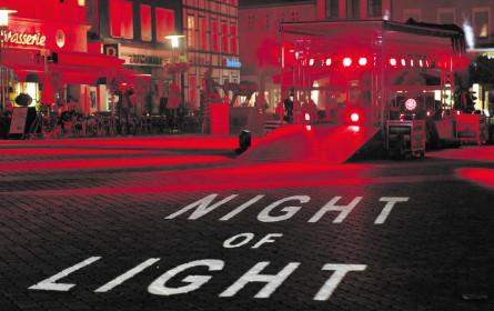 """""""Night of Light"""" für die Eventbranche"""