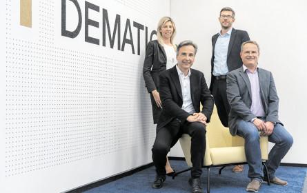 Dematic in Graz eingezogen