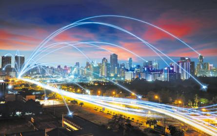 Smart Cities beflügeln Digital Out of Home