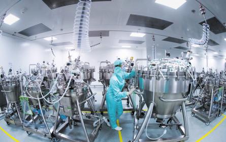 Corona-Maßnahmen helfen Pharmabranche