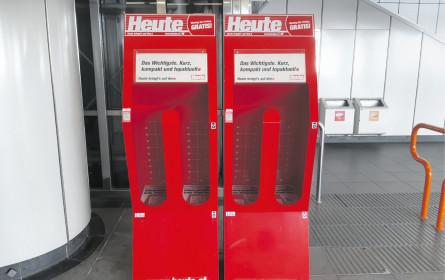 Gratis-Tageszeitung Nr. 1