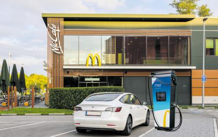 McDonald's setzt auf Mer-Leistung