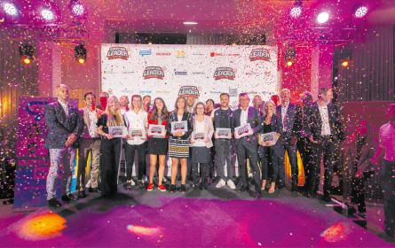 """""""Girl Power"""" bei Marketing Leader of the year Awards"""