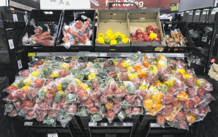 Der Plastik-Fluch der frischen Ware