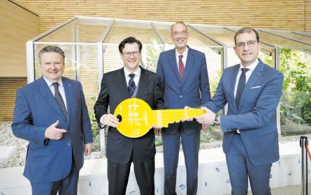 Neues Biozentrum in Wien