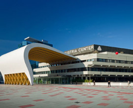 Austria Center Vienna wurde modernisiert und digitalisiert