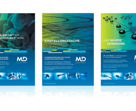 Silberball für MD Elektronik