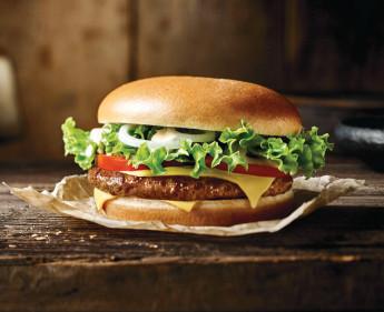 Burger vom österreichischen Alpenrind