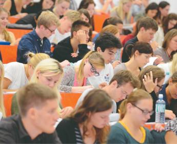 Ein neuer Rekord an den Hochschulen