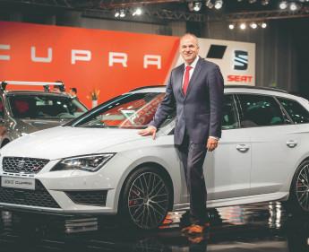 Das Autojahr 2015 startet mit seinem Höhepunkt