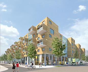 Seestadt Aspern wird komplette Glasfaserstadt