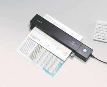 Mobile Scan-Lösung für Geschäftsreisende