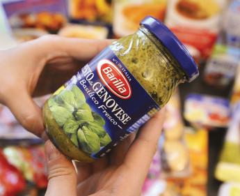Italiener essen weniger Nudeln