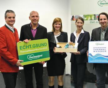 Steiermark präsentiert die ThermalWasserWochen