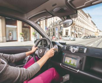 Carsharing liegt im Trend, das Privatauto aber auch!