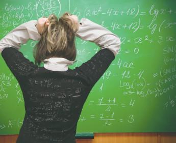 Mathe bremst Frauen aus