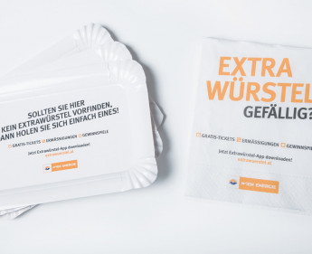 Extrawürstel bei Wien Energie