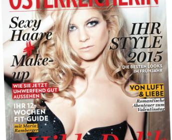 Neues Magazin-Erscheinungsbild