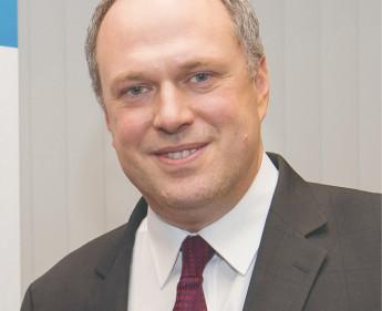 IAA-Präsident Richard Grasl